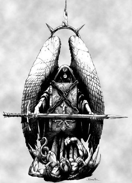 Concept Art de Diablo.